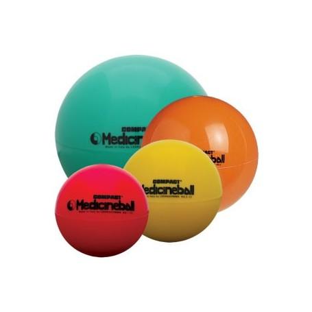 Médecine ball compact - 2 kg - Ø 15.5 cm