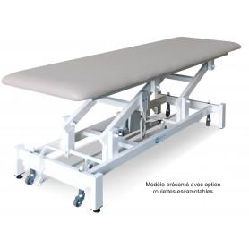 TABLE DE MASSAGE ELECTRIQUE MONOPLAN OSTÉO - HM801N
