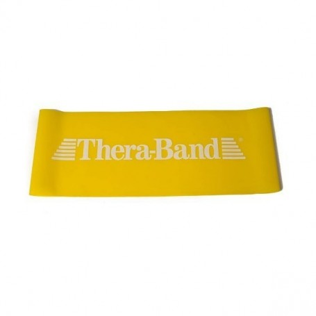 Thera-Band Loop - 7,5 x 20,5 cm - Force souple
