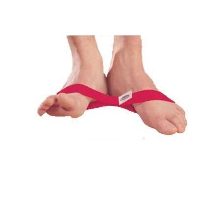 Bande pour cheville Ankle Tough - Jeu de 4 forces