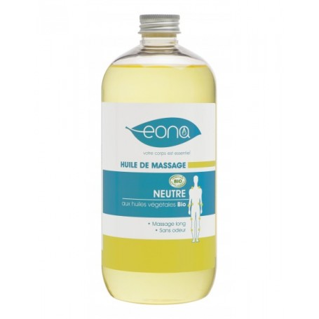 HUILE NEUTRE BIO - 500 ml