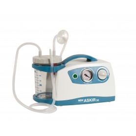 Aspirateur de mucosités New Askir 30 avec bocal polycarbonate