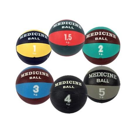 Médecine ball - 1 kg - Ø 20 cm