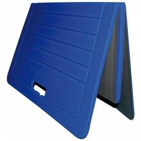 Natte pliable 140 x 60 x 1 cm - Bleu