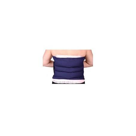 COMPRESSE DE LIN - Scapulo cervical - 48x34 cm