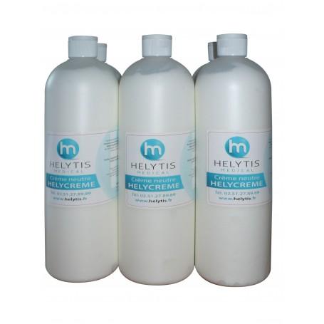 Helycrème - Lot de 6 flacons de 1L