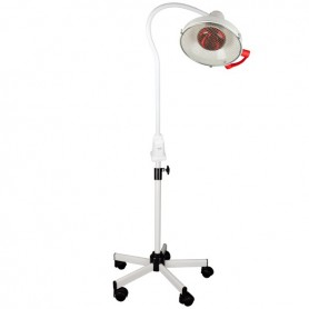 Lampe LID chauffante THERA - sur pied roulant
