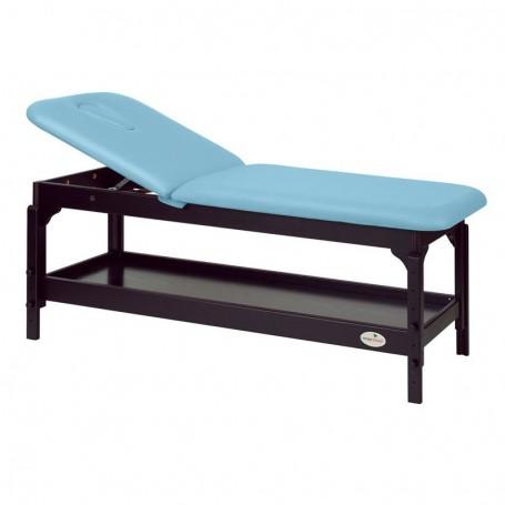 Table à hauteur réglable en bois