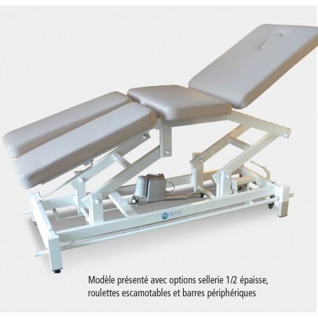 TABLE DE MASSAGE ELECTRIQUE QUADRIPLAN - HM804N