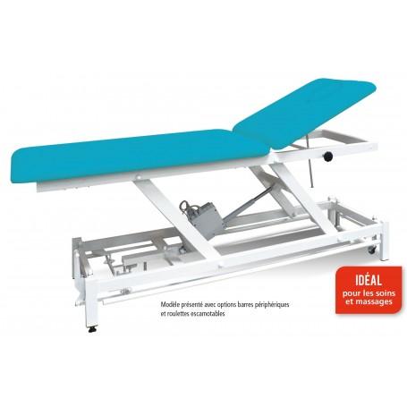TABLE DE MASSAGE ELECTRIQUE BIPLAN - HM700