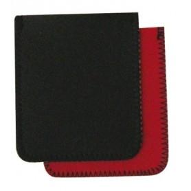 Gant éponge/vinyle 6x8.5cm - la paire
