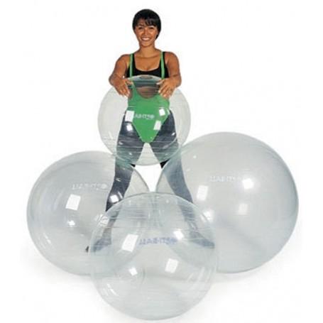 OPTIC BALL - transparent diam 55