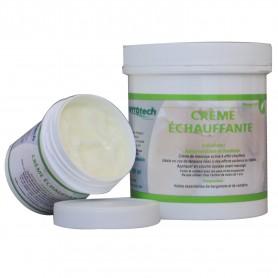 Crème échauffante décontracturante - 500 ml