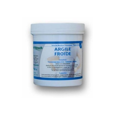 Argile froide - 130 ml