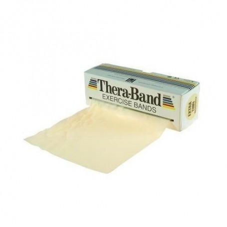 Bande de rééducation Thera-Band - 5,50 m - Force extra-souple
