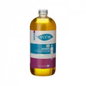 HUILE de massage DETENTE BIO - 500ml
