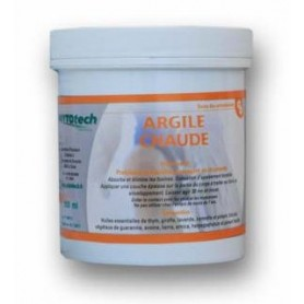 Argile chaude - 500 ml