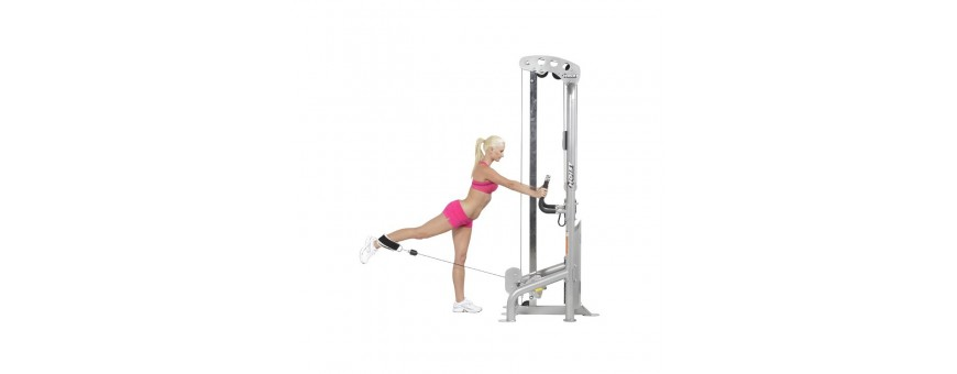Musculation- Poulie universelle