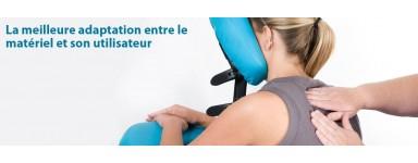 Chaises de massage - Appui facial
