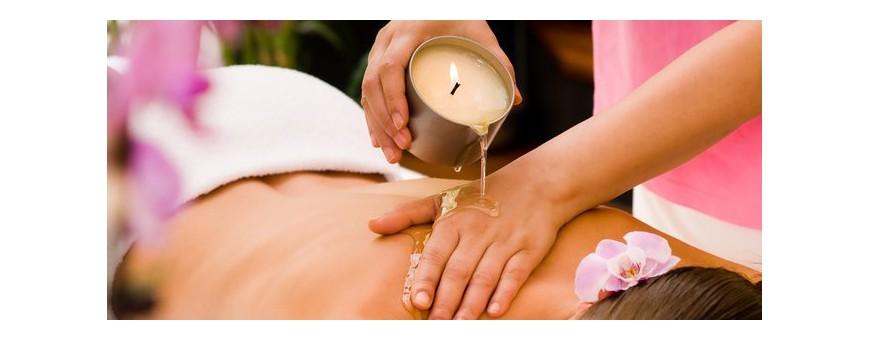 Massage- Bougie de massage