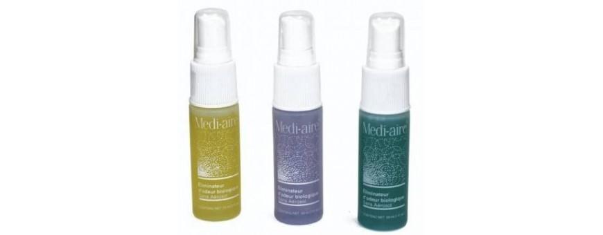 Hygiène / Protection- Destructeur d'odeur - Spray d'ambiance